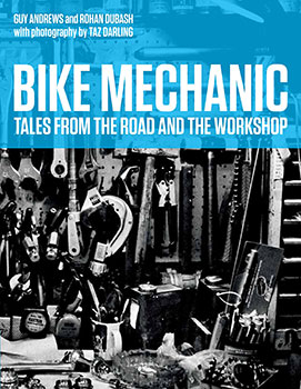 bike mechanic - andrews and dubash