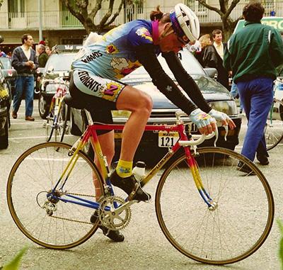 Tom Simpson Peugeot-Vintage Cycling Team Imprimer