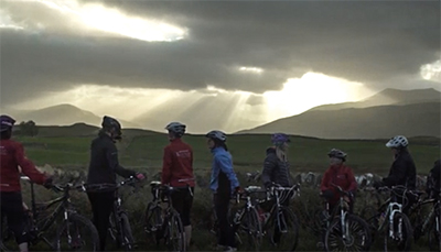 british cycling ride social