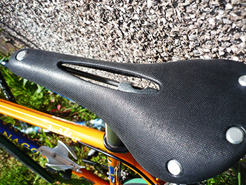 brooks cambium c15 carved saddle