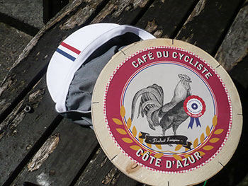 cafe du cycliste cotton cap