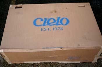 cielo on islay box top
