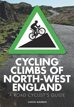 cycling climbs of north-west england - simon warren