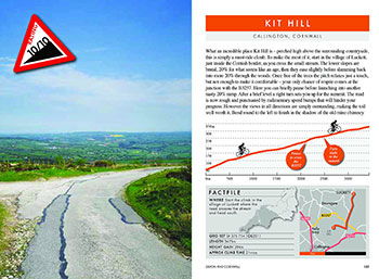 cycling climbs of south-west england: simon warren