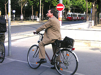 cycle commuting