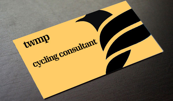 cycling consultant