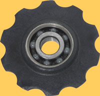 ceramic pulleys