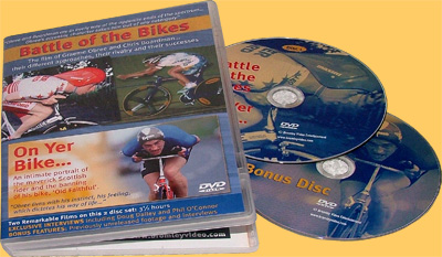 battle of the bikes dvd