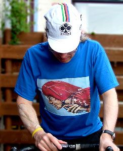obree t shirt
