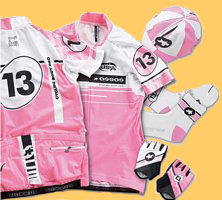 assos six day collection