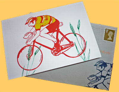 cyclo cross card