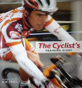 cyclists training diary