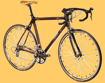calfee bamboo bicycle