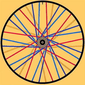sheldon's wheel
