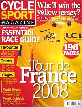 cycle sport july