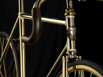 aurumania gold bike