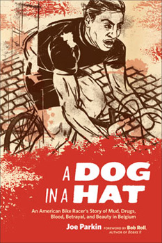 a dog in a hat - joe parkin