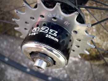 a2z single speed convertor