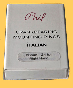 phil wood italian bb box