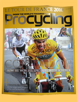 procycling september 2010
