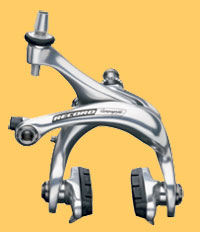 record alloy calipers