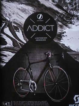 bicycle adverts