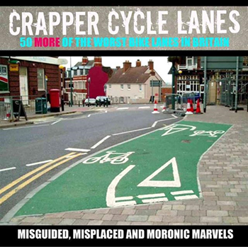 crapper cycle lanes: david whelan
