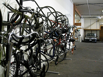 office bike parking