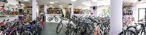 the bikeshop dungannon