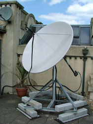 cycling.tv satellite dish