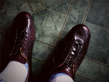 dromarti sportivo leather shoes