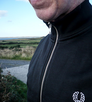 fred perry bradley wiggins range