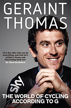 mountains according to g - geraint thomas