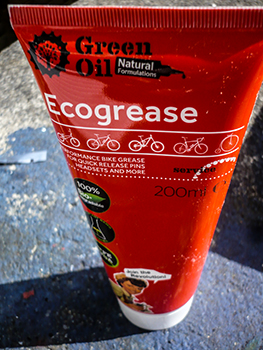 eco grease tube