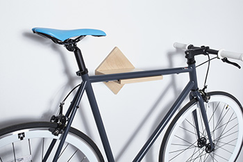 loma living maple bike rack