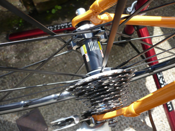 mavic k10 rear