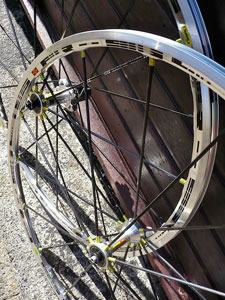 mavic r-sys wheels