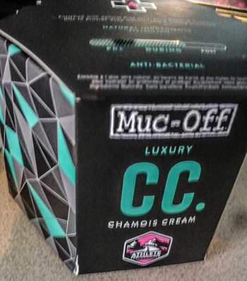 muc off luxury chamois cream