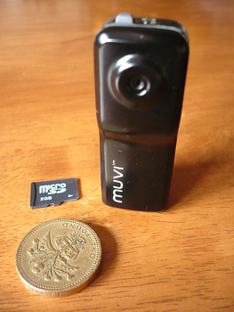 muvi digital video camera