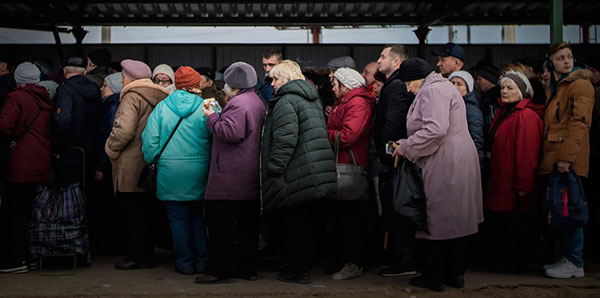 pension queue