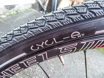 pirelli cycle-e wt tyres