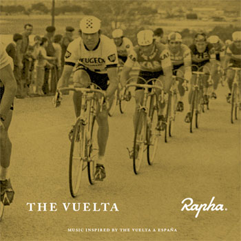 rapha vuelta cover