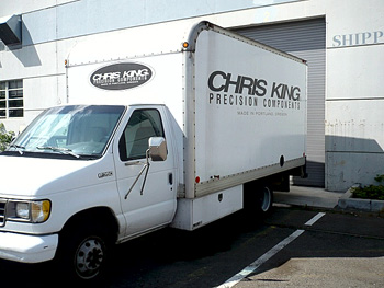 chris king truck