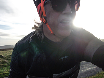 rapha brevet thermal jacket