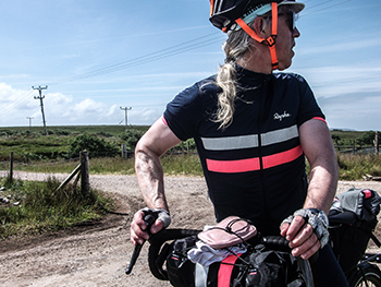 rapha + apidura bike packs
