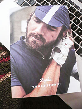 rapha print catalogue