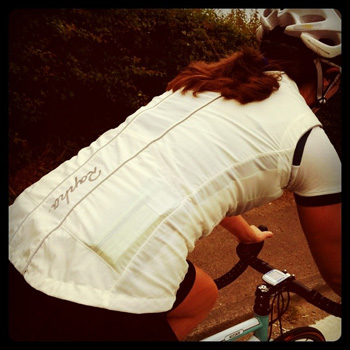 rapha ladies gilet