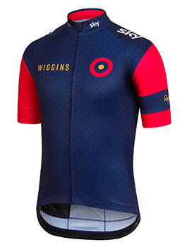 rapha team wiggins jersey