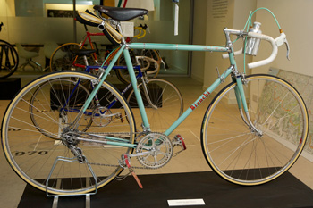 100 years of the racing bicycle