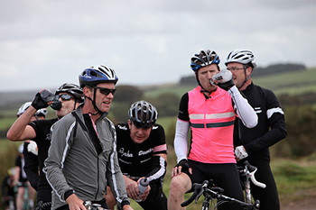 rapha condor club ride